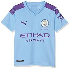 Puma Size Chart Football Shirt Amazon Com Puma 2019 2020 Manchester City Home Football