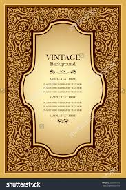 vintage background islamic style or nt or ntal stock vector vintage background islamic style or nt or ntal book cover royal invitation and greeting