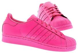 adidas shoes for girls pink. adidas superstar pharrell williams pink supercolor junior womens girls shell toe shoes for