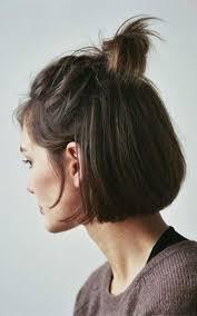 Top Knot Hair Style best 25 half top knot ideas half up bun half bun 2539 by wearticles.com