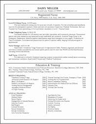 nurses resume format samples latest resume format for nurses best of resume examples for