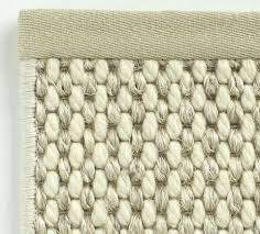 wool rug that look like sisal sisal and wool rug finished with linen binding and a wool rug that look like sisal