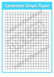 Centimetre Graph Paper