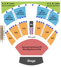 Austin 360 Amphitheatre Seating Chart Austin360 Amphitheater Tickets With No Fees At Ticket Club