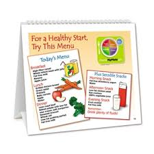 Menu Flip Charts Nutrition During Pregnancy Flip Chart