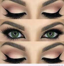10 eye make up to try if you ve green eyes
