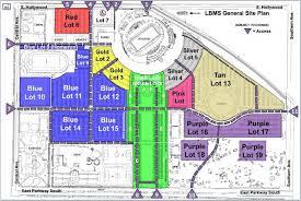 Parking The Liberty Bowl Stadium