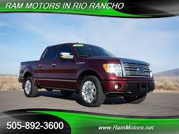 2009 Ford F-150 Platinum for sale in Albuquerque, NM | Stock #: 13524