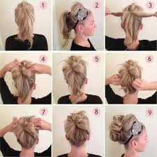 Hairstyle Yourself Do It Yourself Hairstyle Step By Step Beauty Queen 6013 by stevesalt.us