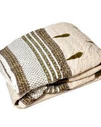 Ethnic Pure Cotton Gold Print Single Bed Quilt, buy quilt online ... & HandBlock Print WhiteBase Jaipuri Double Quilt, buy quilt online Adamdwight.com