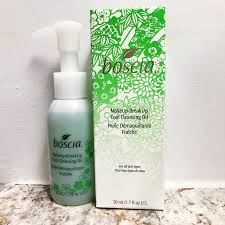 boscia makeup breakup cool cleansing oil image gallery