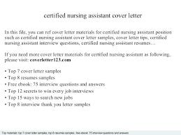 Nurse Assistant Resume Enchanting Objective For Certified Nursing Assistant Resume Nursing Assistant