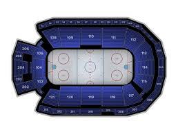 Pegula Arena Seating Chart Pegula Ice Arena Puts On Great Show For First Nhl