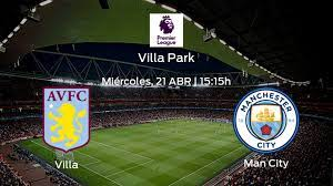 Villa vs Man City: Schedule and preview
