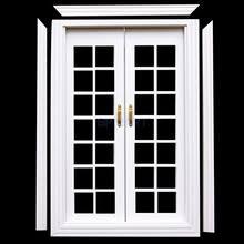 exterior wooden french doors for sale. spmart 1/12 dollhouse miniature exterior wooden french door - white doors for sale