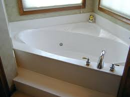 garden tub dimensions corner bathtubs kohler regarding inspirations 19