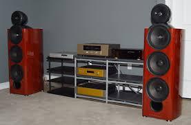 kef 207. kef 207/2 reference - stereophile class a, full range dealer ad canuck audio mart kef 207