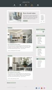 apartment website design. Apartment Web Design For A Company In Czech Republic | 16856138 Website