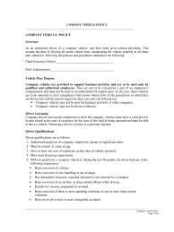 Auto Fleet Policy Safety Manual Docshare Tips