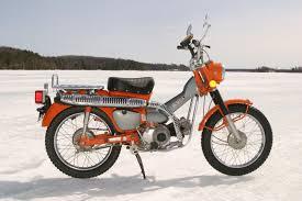 similiar honda ct 90 trail bike keywords 1972 honda ct90 k4 sitting on two feet of ice photo benhua photos at