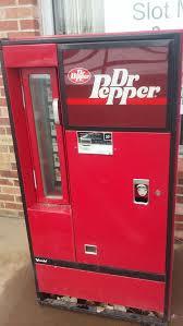 Dr Pepper Vending Machine Custom Dr Pepper Vendalator Vending Machine Soda Pop By VintageCrockpot