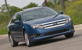 2010 Ford Fusion SEL V6   Short Take Road Test   Reviews   Car and ...