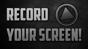 Record Your Computer Screen How To Record Your Computer Screen For Free Works 2018 Youtube
