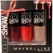 maybelline colour show make up set at argos co uk your