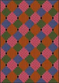 Courthouse Steps Quilt Pattern