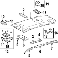09 saturn outlook exploded wiring diagram
