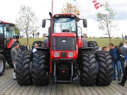 Трактор Беларус Тракторы Беларуси Новинки тракторостроения  Самый большой Трактор Беларус фото картинка