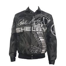 shelby mustang 100 leather jacket