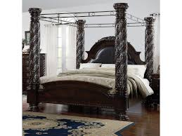 La Rochelle King Canopy Bed by Lee Furniture at Royal Furniture