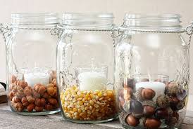 What To Put In Glass Jars For Decoration