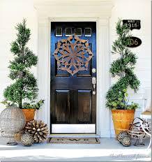 front door decorationFront Door Decorating Ideas For Spring 9230
