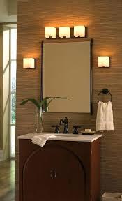 over vanity lighting. Vanity Lighting Over Medicine Cabinet Bathroom Minus Pink Light Fixtures Ideas .