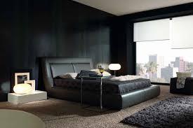 Schlafzimmer In Schwarz Mit Bett Luxor Gamamobel Schlafzimmer