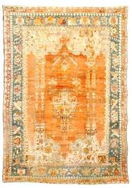foreign accent area rugs with orange accents furniture rug antique from woven