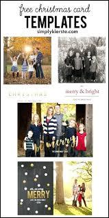 christmas card collage templates christmas card collage free card collage template free cover 3