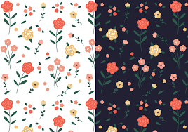 Floral Pattern Magnificent Free Vintage Floral Pattern Download Free Vector Art Stock