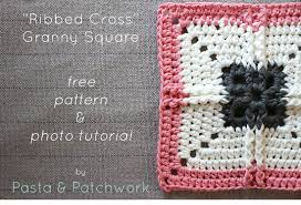 Square Crochet Pattern Simple Design Inspiration