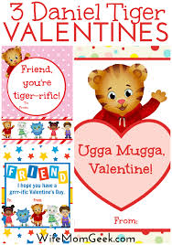 Daniel Tiger Valentine Coloring Page Printable Coloring Page For Kids