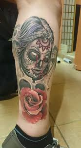 Tetování Muerte Tetování Tattoo