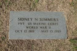Sidney Nelson Summers (1919-1989) - Find A Grave Memorial