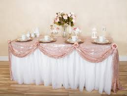 Vintage Luxe Wedding Tablescape | LinenTablecloth Blog