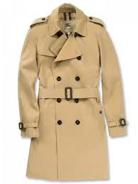 burberry trench coat mens trenchcoat front