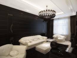 retro living room furniture. White Black Vintage Apartment Living Room Decoration Retro Furniture
