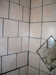 Bad Amateur Remodeling Job Bathroom Tile Spacing Phoenix Home House