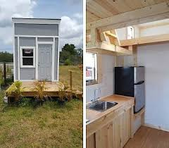 Small Picture Wonderful Tiny House Builders Florida Big Impact Of Homes How