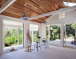 art studio lighting design. Little Green Art Studio Transitional-home-office Lighting Design C